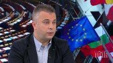 Юлиан Ангелов обясни новата инициатива на ВМРО за българите зад граница