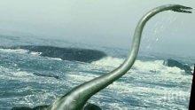 СЕНЗАЦИЯ: Учени откриха останки от най-голямото морско чудовище на планетата