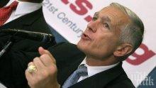 ГЕНЕРАЛЪТ ЯСТРЕБ: Уесли Кларк уверен, че Путин може да запали Балканите