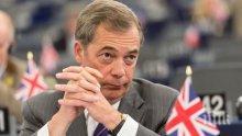 Партията на Найджъл Фараж фаворит за победител в парламентарните избори във Великобритания