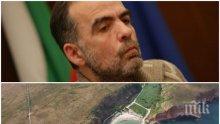 Авантаджиите с палатките на протест срещу реда по Черноморието