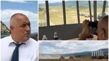 ИЗВЪНРЕДНО В ПИК TV! Борисов в Ново село: Не спорете със стария кашик! Ще пазим небето на Северна Македония с новите F-16 (ОБНОВЕНА/СНИМКИ)
