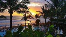 Млада рускиня отиде на почивка на Бали, но почина и разпръснаха праха й над острова