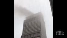 Пилотът на разбилия се хеликоптер в Ню Йорк нямал право да го управлява при лошо време
