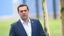 Ципрас поиска от президента на Гърция предсрочни избори