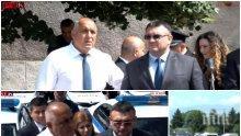 ПЪРВО В ПИК TV! Борисов за осуетения атентат в Пловдив: Това са чудовищни, мръсни бомби! (ОБНОВЕНА/СНИМКИ)