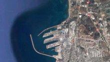 Сирия предоставя търговското пристанище на град Тартус на руска компания