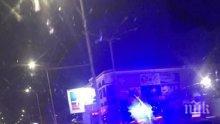 ТРАГЕДИЯ: 21-годишна шофьорка уби моторист във Варна след завой на забранено (СНИМКА)