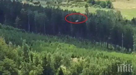 МИСТЕРИЯ: Нашествие на извънземни дронове в Полша? (ВИДЕО)