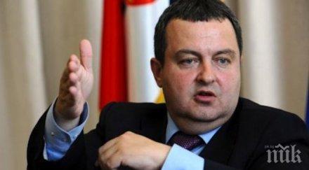 Ивица Дачич пред СС на ООН: Спрете прищинската военна машина преди да предизвика ново кръвопролитие