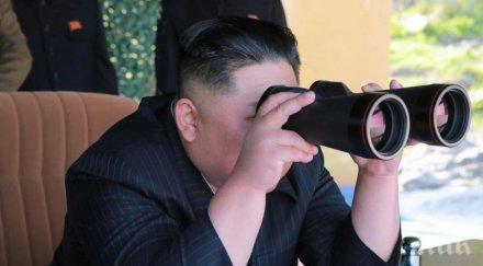 Ким Чен-ун хвърлил на пираните генерал, готвещ преврат