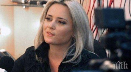 """САМО В ПИК И """"РЕТРО"""": Лора Крумова напусна телевизията, стана даскалка"""