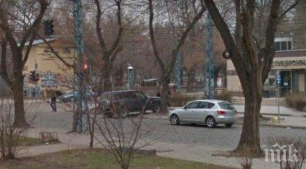 Шевролет блъсна 92-годишна старица на заден в Кючука
