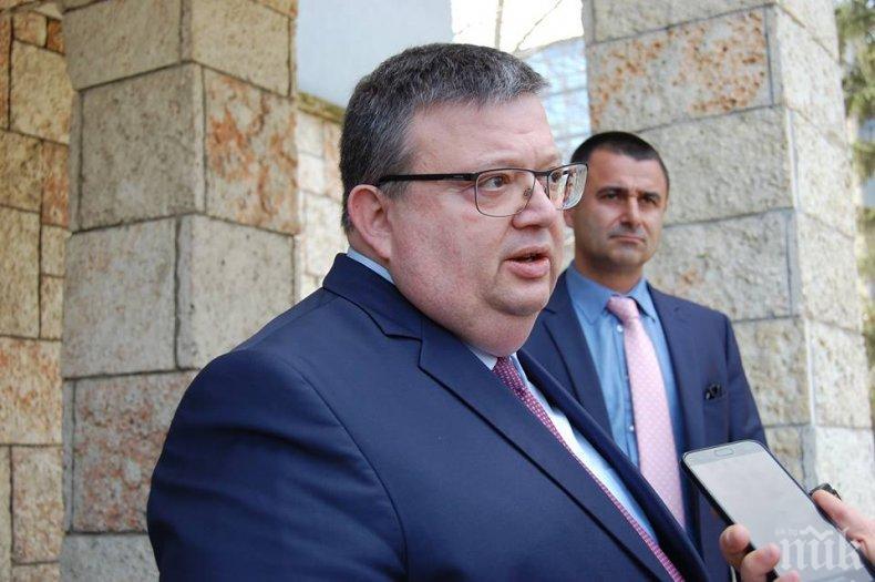 Цацаров за случая от Пловдив: Ние не знаем каква би била следващата стъпка