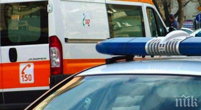 Столичанин бере душа в болница, полицията разследва за престъпление