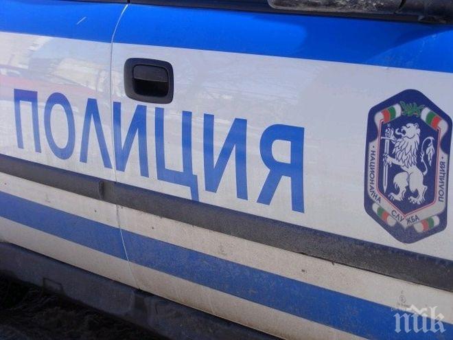 Труп на мъж е открит при посещение на пътно-транспортно произшествие