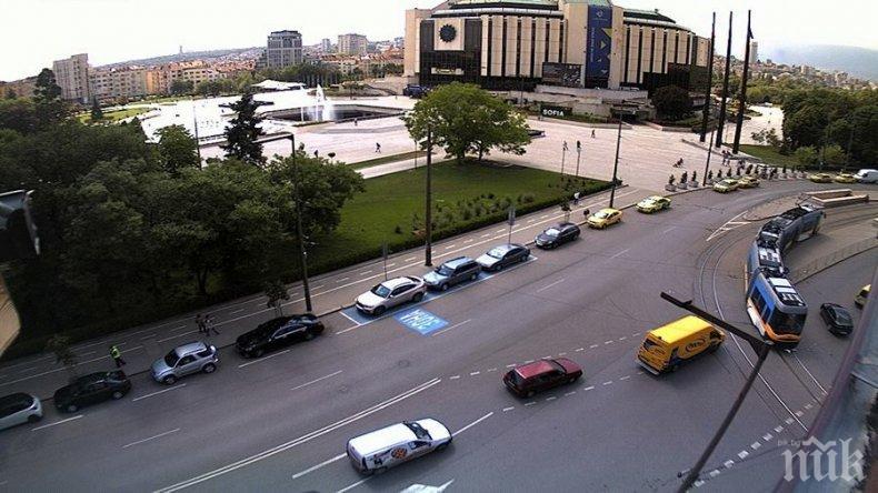 ВАЖНО: Конгрес променя трафика в София