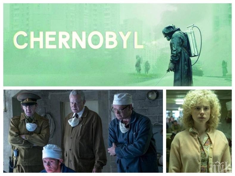 """Петър Волгин специално за ПИК и """"Ретро: """"Чернобил"""" - чарът на успешната пропаганда"""