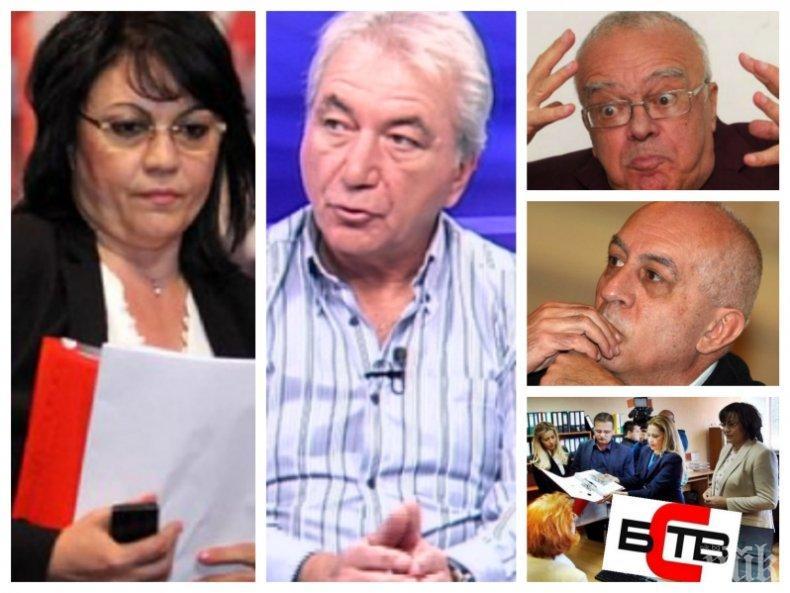 ГРЪМОВНО РАЗКРИТИЕ ЗА КАСАТА НА БСП: Корнелия Нинова профукала близо 6 милиона за журналисти, социолози и приближени съветници