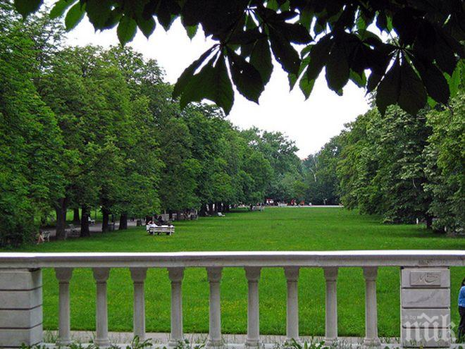Огромна далавера! Общината дава безплатно имот на еколозите в Борисовата градина