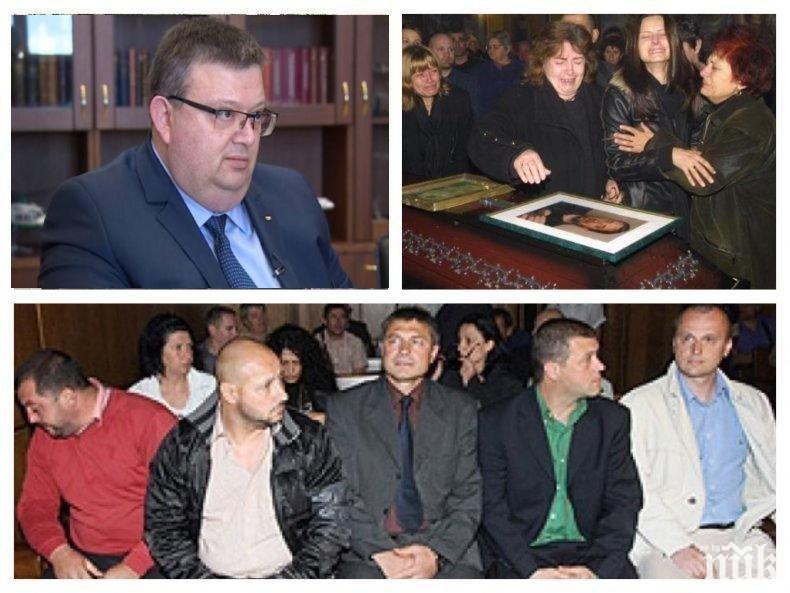 Съдът решава дали да възобнови делото за смъртта на Чората
