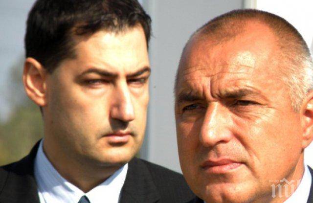 ВИСОКО НАПРЕЖЕНИЕ: Активът на ГЕРБ в Пловдив трепери след синята лампа на Борисов! Ще горят ли още хора след Ральо Ралев