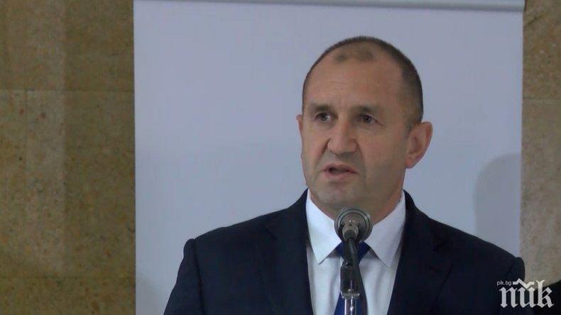 Президентът Радев заминава на посещение в Унгария