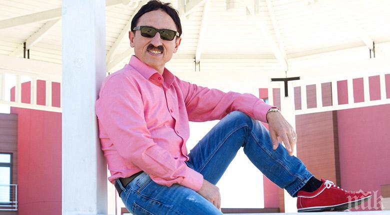 НОВА ВИЗИЯ: Милко Калайджиев пуска коцкарски мустак