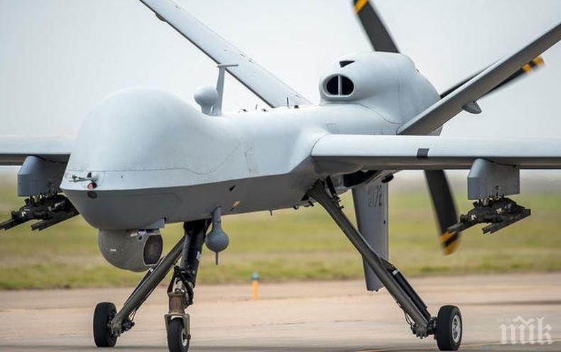 САЩ ще разположи в Полша ескадрила разузнавателни дронове