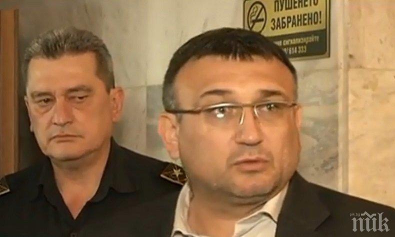 ИЗВЪНРЕДНО В ПИК TV: Министър Маринов с първи коментар за обвинения за тероризъм ученик, отбелязват 140 години от създаването на МВР (ОБНОВЕНА)