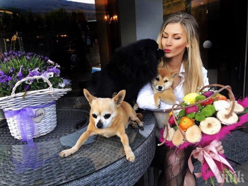 Скандална миска заживя в малка къщурка - ето къде се покри Тамара Георгиева (СНИМКА)