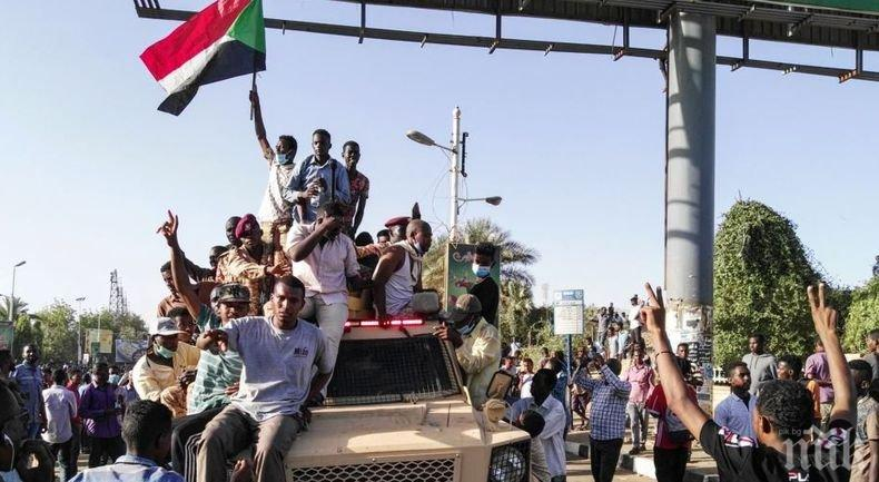 В Судан е бил извършен неуспешен опит да преврат