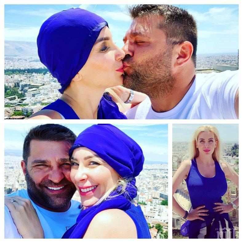 Антония Петрова разкри тайната си - ето как привлече в живота си добър съпруг и щастливо семейство (СНИМКИ)