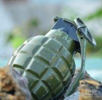 Откриха стари гранати в къща край Гоце Делчев