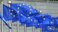 Естония изнася от парламента знамето на ЕС