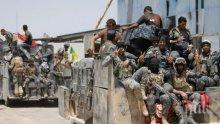 Нова ескалация на военните действия в Сирия, 35 бойци са загинали