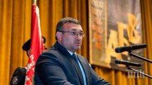 ПЪРВО В ПИК TV: Младен Маринов проговори за акциите срещу кабеларки и за потърпевшите клиенти