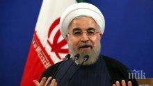 Президентът на Иран: Ситуацията в Близкия Изток изисква по-тесни връзки с Русия