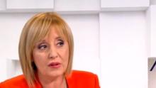 Манолова се фръцна, не иска от БСП да я издига за кмет на София