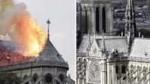 """Укрепването на катедралата """"Нотр Дам"""" струва 3,6 млн. евро"""