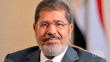 Бивш президент на Египет умря в съда
