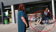 Пияница реши да задигне бира от магазин в Пловдив, охранител го нокаутира