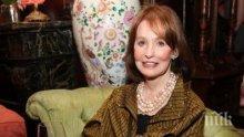 Почина създателката на дизайнерските дънки Глория Вандербилт