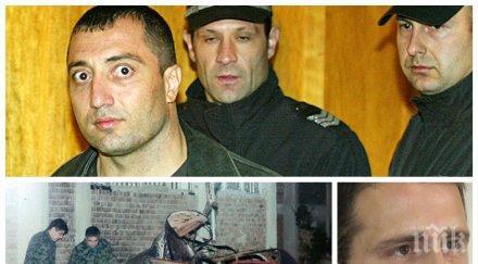 ЕКСКЛУЗИВНО: Бой зад решетките, осъден за атентат срещу Митьо Очите нападна надзирател