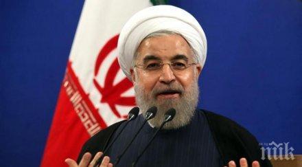Иран ще продължи да намалява ангажиментите си по ядрената сделка