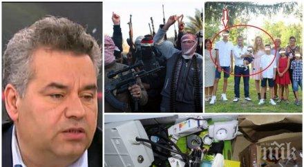 ШОК: Журналистът Стефан Ташев със страховити разкрития за ислямистите и готвения от Мартин атентат в Пловдив
