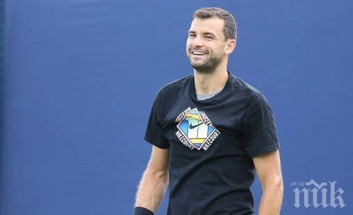 Гришо проговори за новия треньор - българинът нетърпелив да започне сезонът на трева