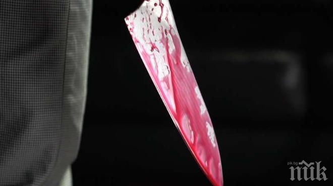 ШОК: Син намушка майка си с нож след скандал