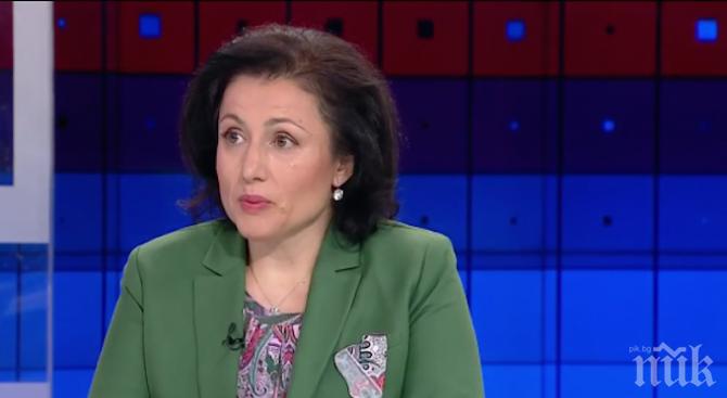 Десислава Танева за къщите за гости: Не сме най-черните в Европа