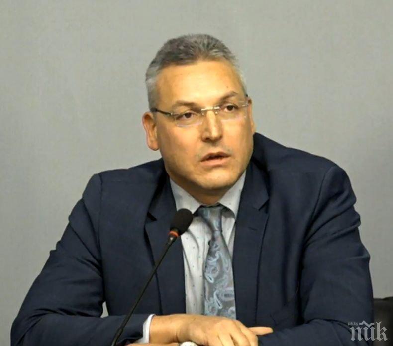 ПЪРВО В ПИК TV: Валери Жаблянов скочи на конгреса: Колко човека останахте тук, това ли е отношението на партията? Затова ни би Бойко Борисов!